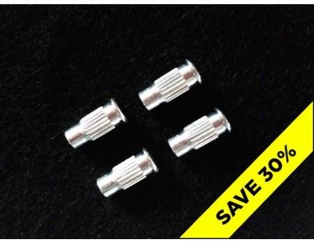 Saddle Jet Plugs (4 pack) for 5.9L & 6.7L Cummins Diesel Engines '03 to '13