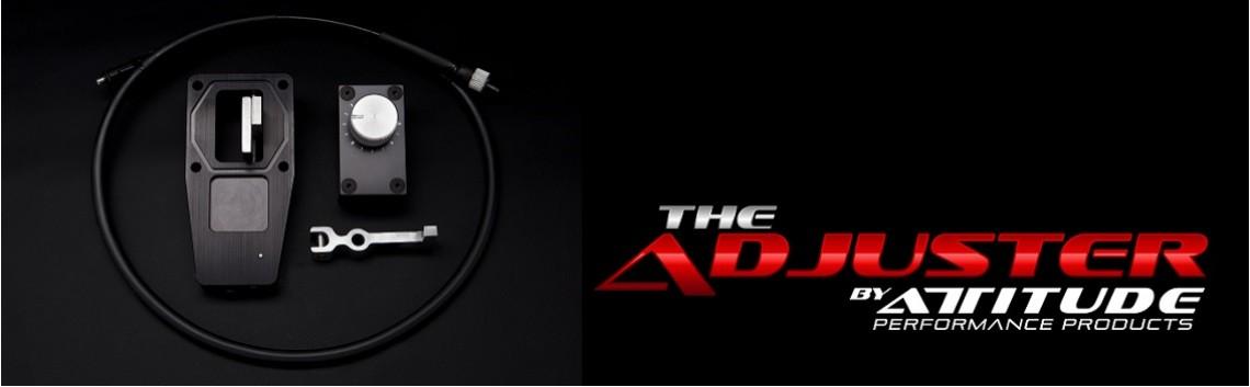 THE ADJUSTER In-Cab Fuel Controller 12 Valve or P7100 Pump
