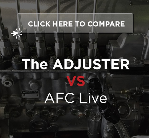 The ADJUSTER vs AFC Live