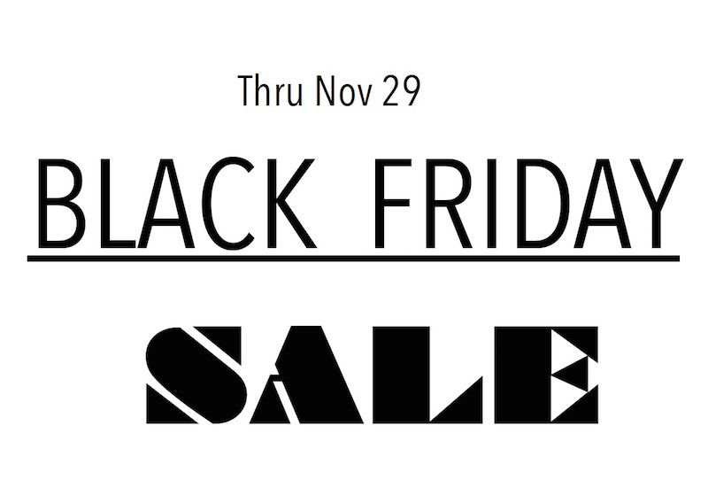 APP Black Friday Sale Thru November 29th