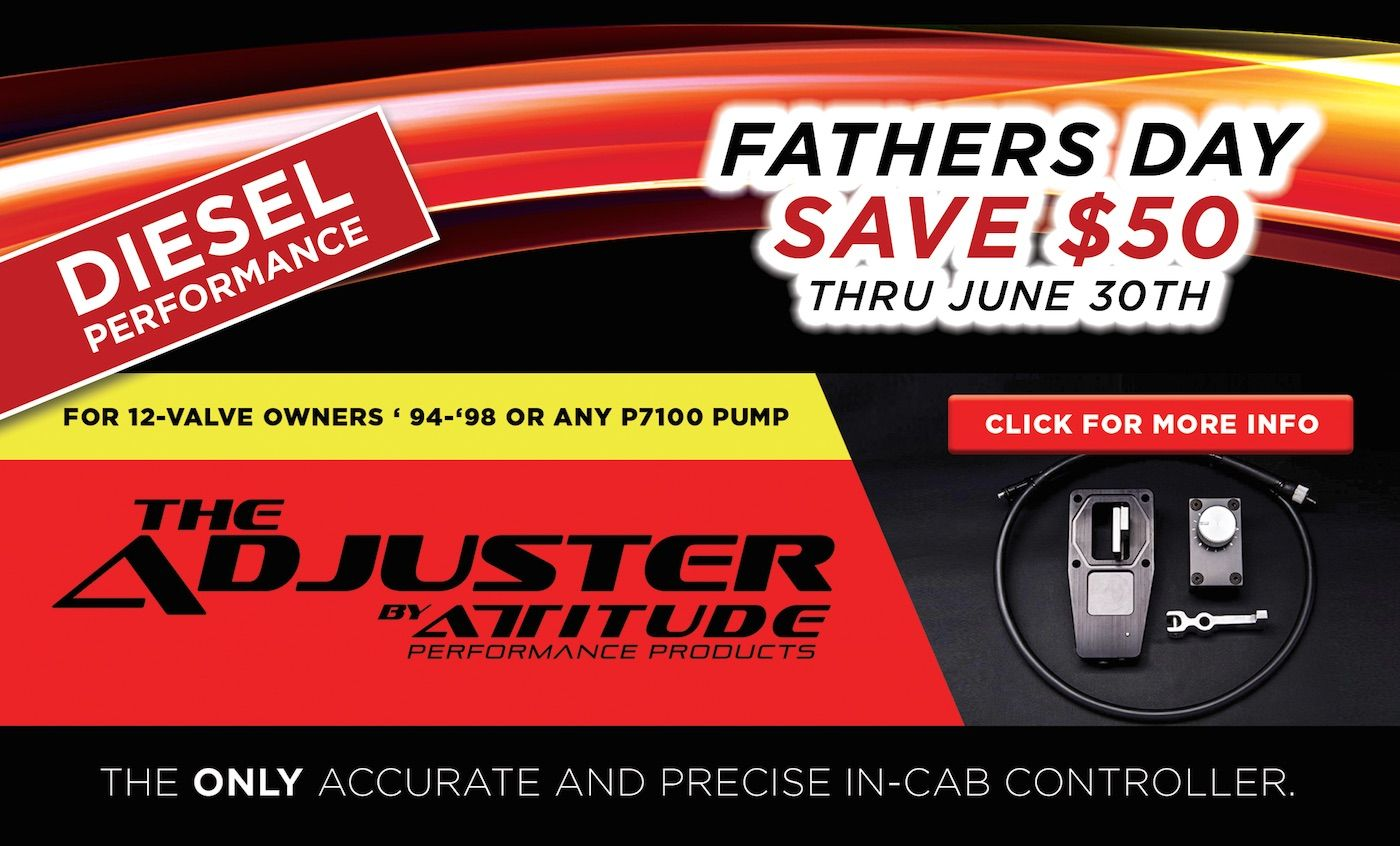 The ADJUSTER by Attitude $50 off Father's Day Sale