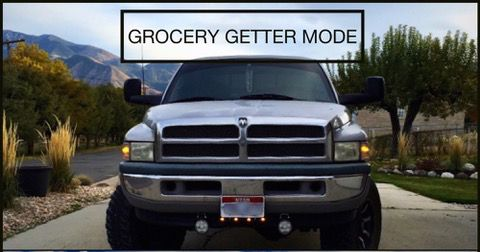 Grocery Getter Mode with The ADJUSTER by Attitude