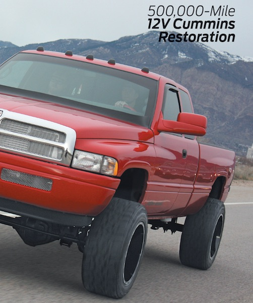 One great 12v Truck Red Rush